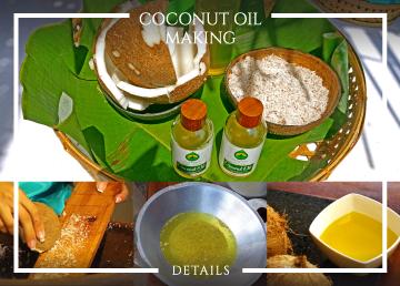 Coconut oil making thumbnail